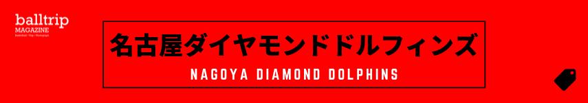 [balltrip]tag_名古屋ダイヤモンドドルフィンズ