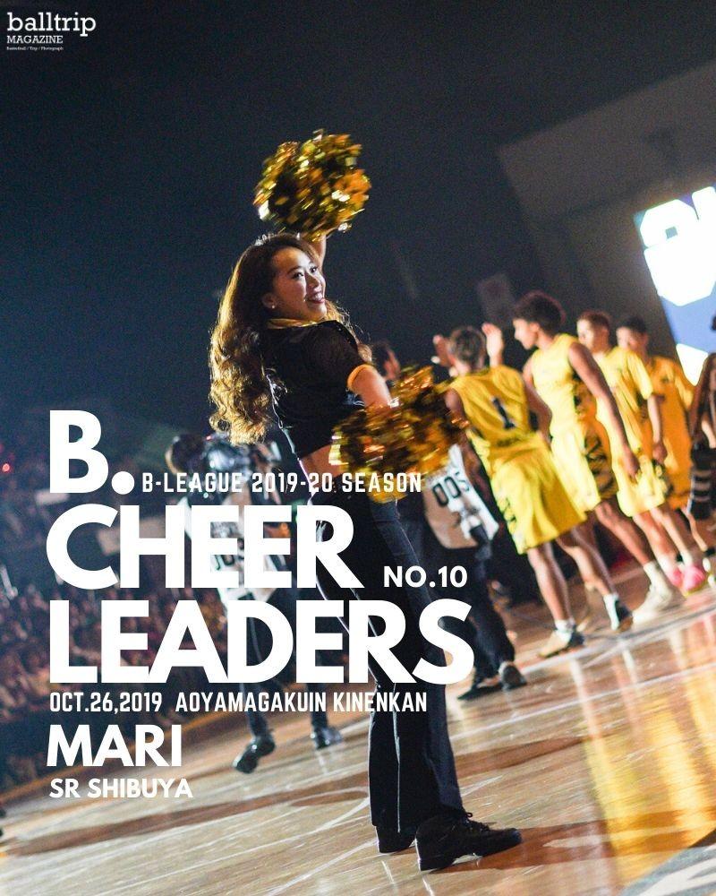 B.CHEER LEADERS_10_MARI_SR渋谷