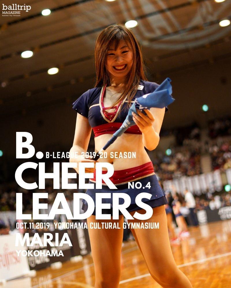 B.CHEER LEADERS_4_MARIA_横浜