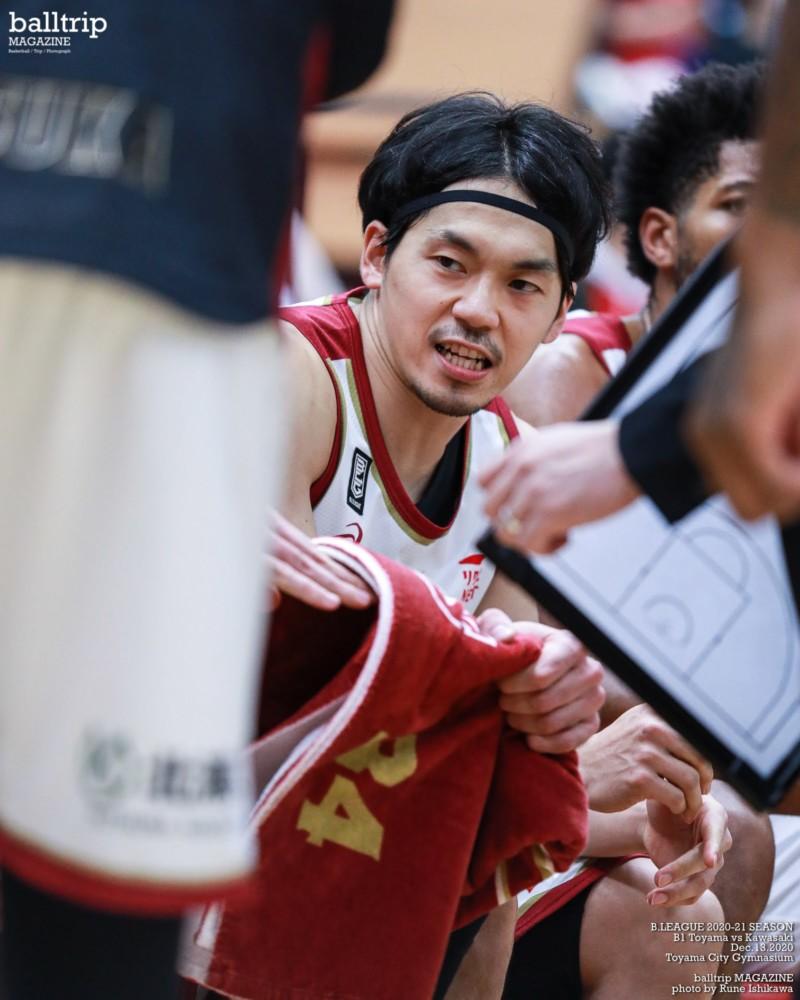 balltrip 記事 #7 篠山竜青 川崎ブレイブサンダース