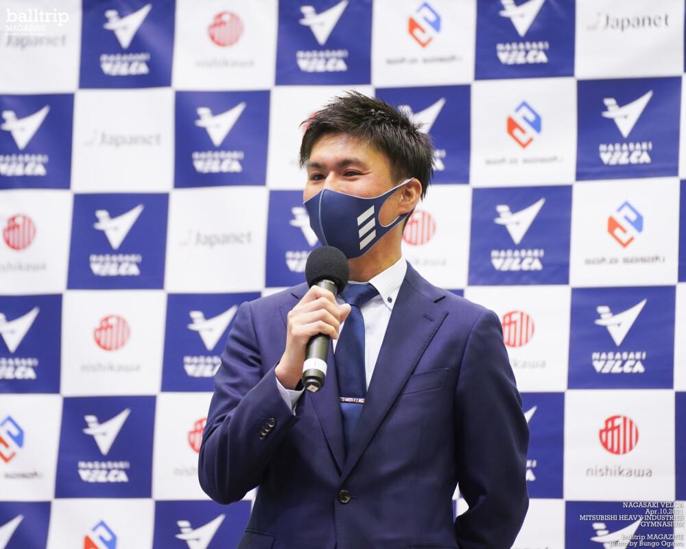 balltrip 記事 長崎ヴェルカ ユニフォーム発表イベント