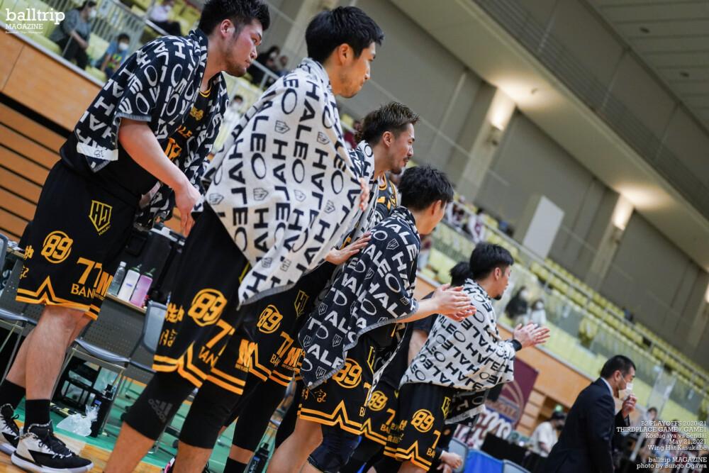 balltrip 記事 仙台89ERS B2 PLAYOFFS 2020-21 3位決定戦